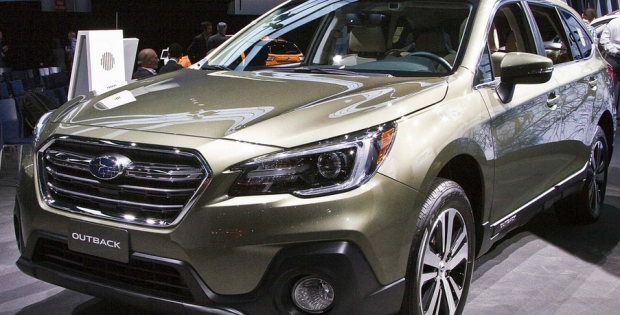 49 New 2020 Subaru Outback Exterior Colors Release Date For