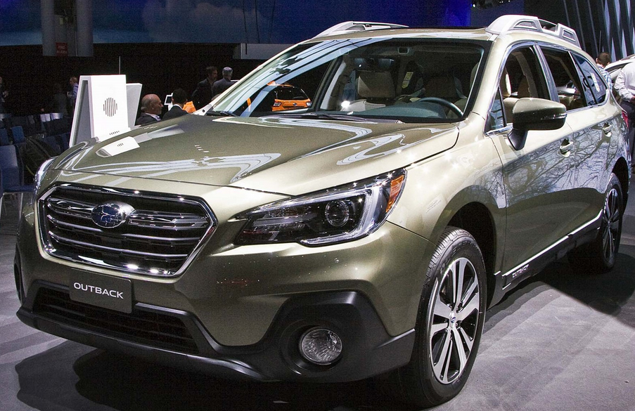 49 New 2020 Subaru Outback Exterior Colors Release Date for 2020 Subaru Outback Exterior Colors