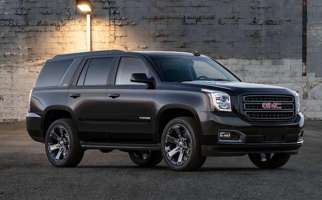 49 New Chevrolet Yukon 2020 New Concept by Chevrolet Yukon 2020