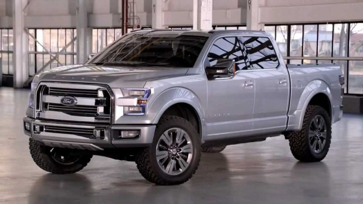 50 All New 2019 Ford Atlas Engine Release Date for 2019 Ford Atlas Engine