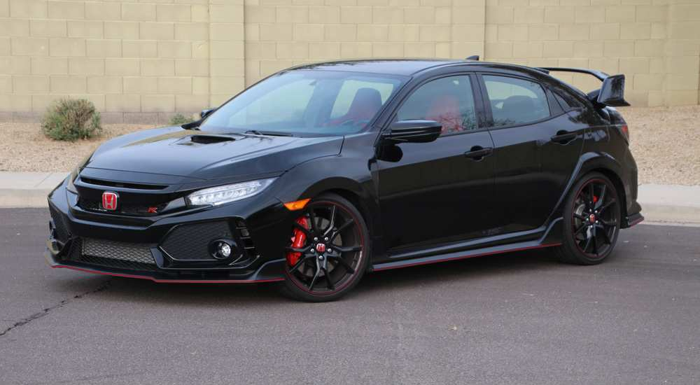 50 All New 2019 Honda Civic Type R First Drive by 2019 Honda Civic Type R