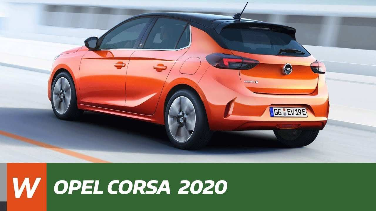 50 All New Opel Corsa De 2020 Price and Review for Opel Corsa De 2020