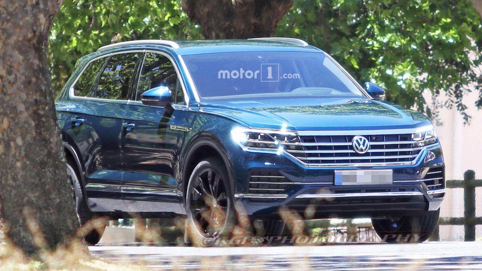 50 Best Review Xe Volkswagen Tiguan 2020 Spy Shoot by Xe Volkswagen Tiguan 2020