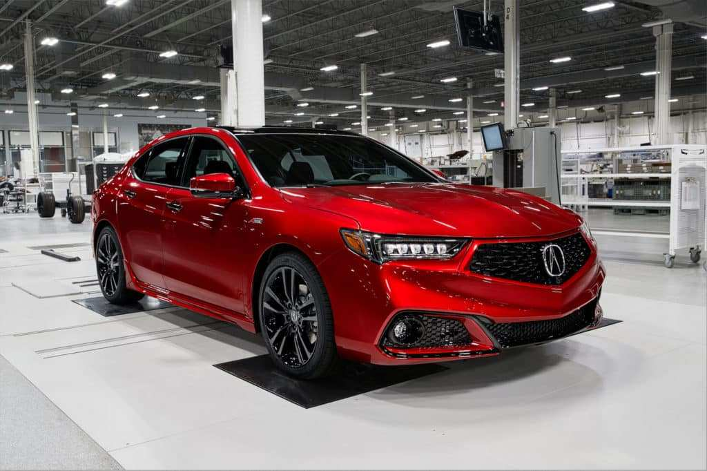 50 Concept of 2020 Acura Lineup Price and Review by 2020 Acura Lineup