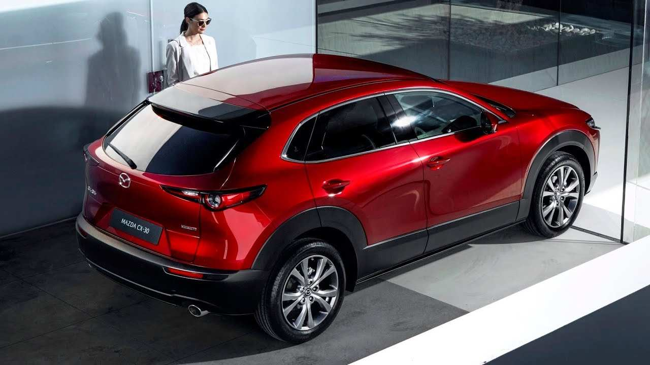 50 Concept of 2020 Mazda X30 Pricing for 2020 Mazda X30