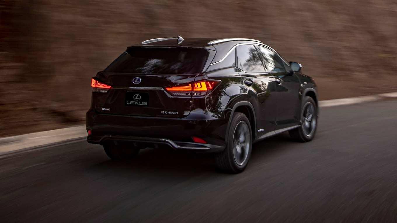 50 Gallery of Lexus Rx 450H 2020 Concept by Lexus Rx 450H 2020
