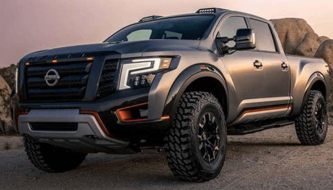 50 Gallery of Nissan Titan Warrior 2020 Prices for Nissan Titan Warrior 2020