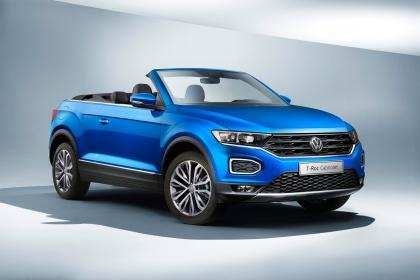 50 Gallery of Volkswagen T Roc Cabrio 2020 Picture for Volkswagen T Roc Cabrio 2020