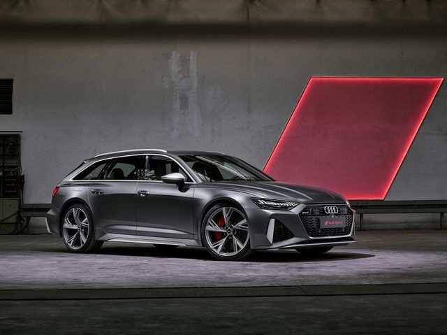 50 Great Audi Rs6 Avant 2020 Specs by Audi Rs6 Avant 2020