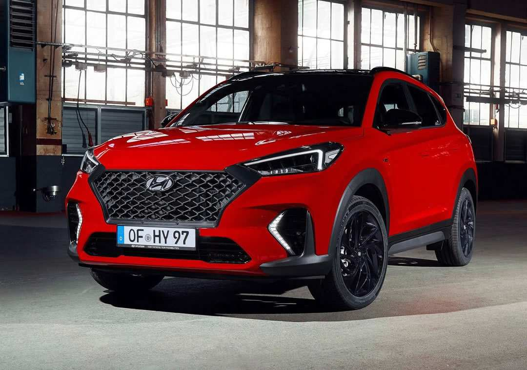 50 Great Hyundai Tucson N Line 2020 Overview for Hyundai Tucson N Line 2020