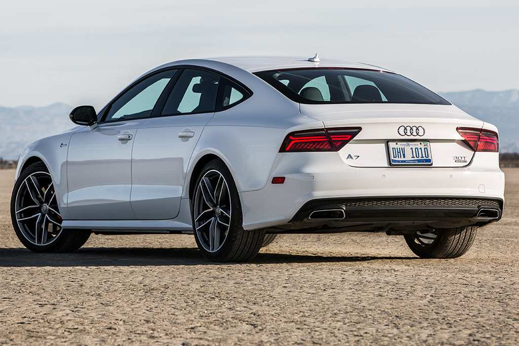 50 New 2019 Audi A7 Reviews with 2019 Audi A7