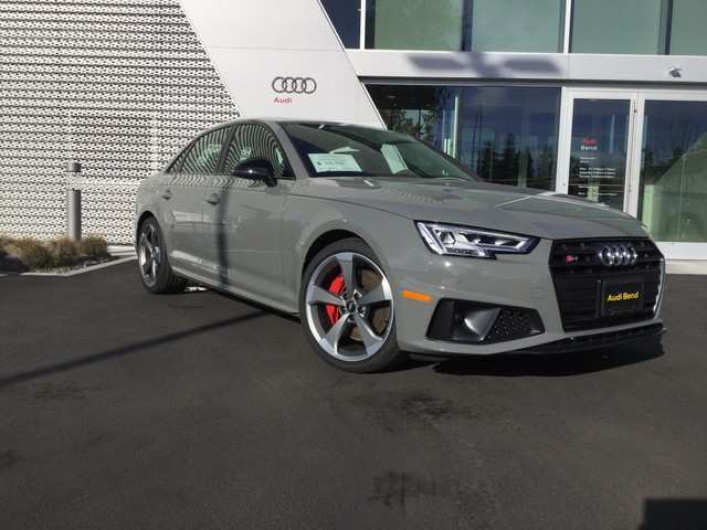 50 The 2019 Audi S4 Images for 2019 Audi S4