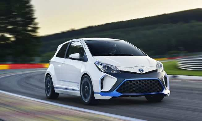 50 The Toyota Yaris 2020 Concept Exterior by Toyota Yaris 2020 Concept