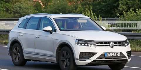 51 All New 2019 Vw Touareg Research New for 2019 Vw Touareg