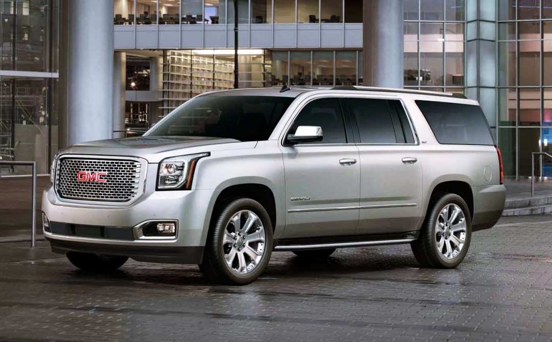 51 All New 2020 Gmc Yukon Xl Slt Picture with 2020 Gmc Yukon Xl Slt