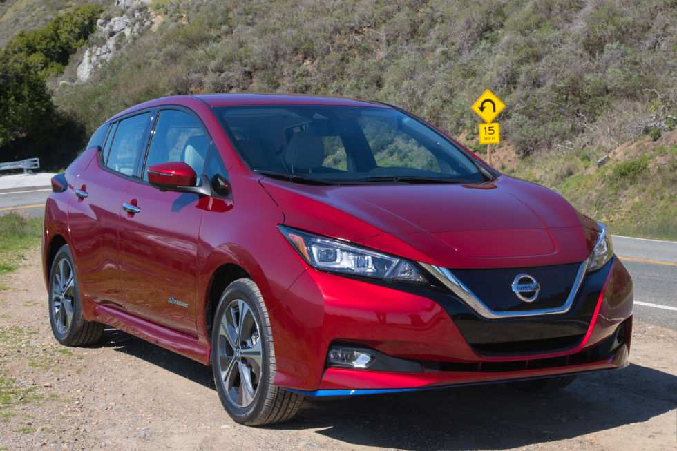 51 All New Nissan Leaf 2019 Review History for Nissan Leaf 2019 Review