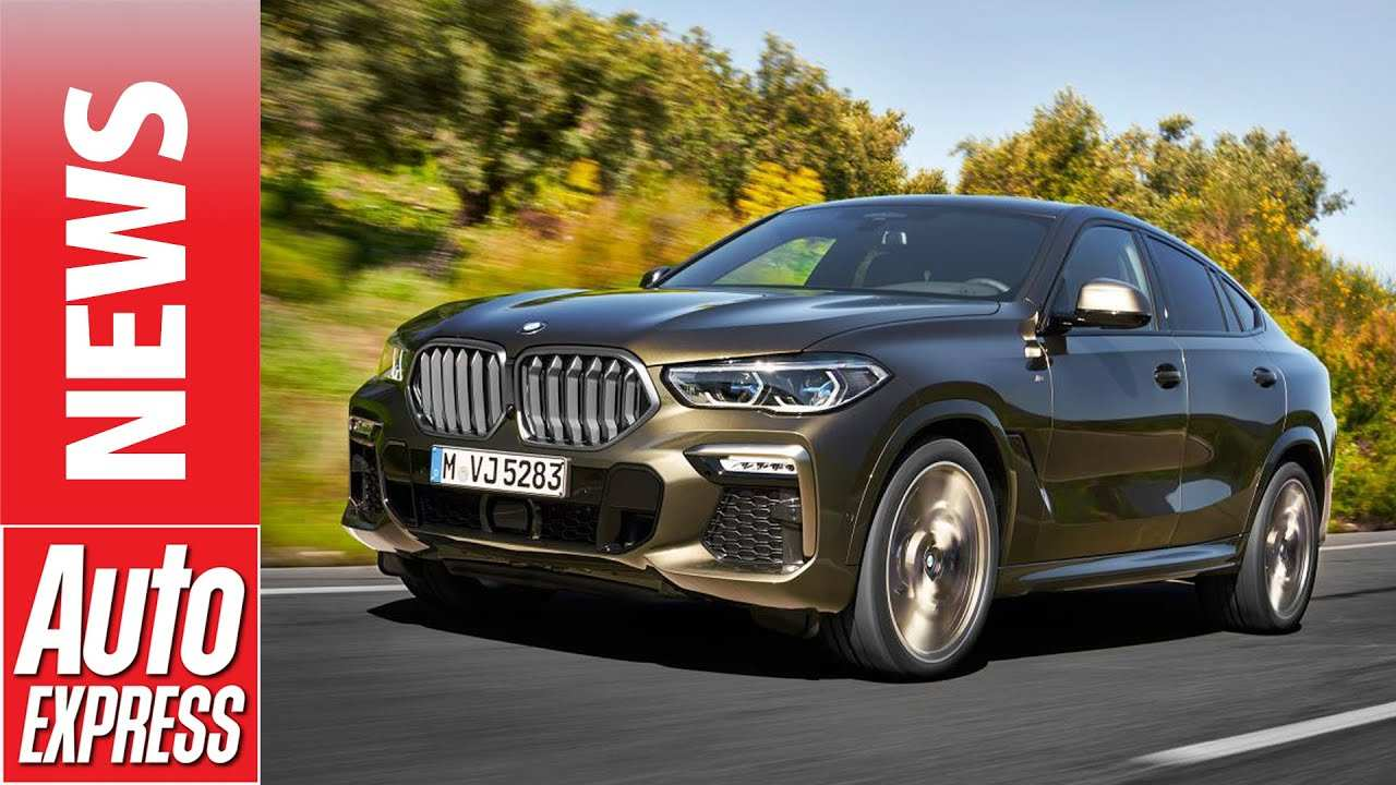 51 Best Review Bmw X62020 New Concept by Bmw X62020