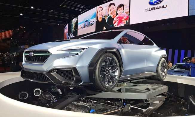 51 Best Review Subaru Electric 2020 Research New for Subaru Electric 2020