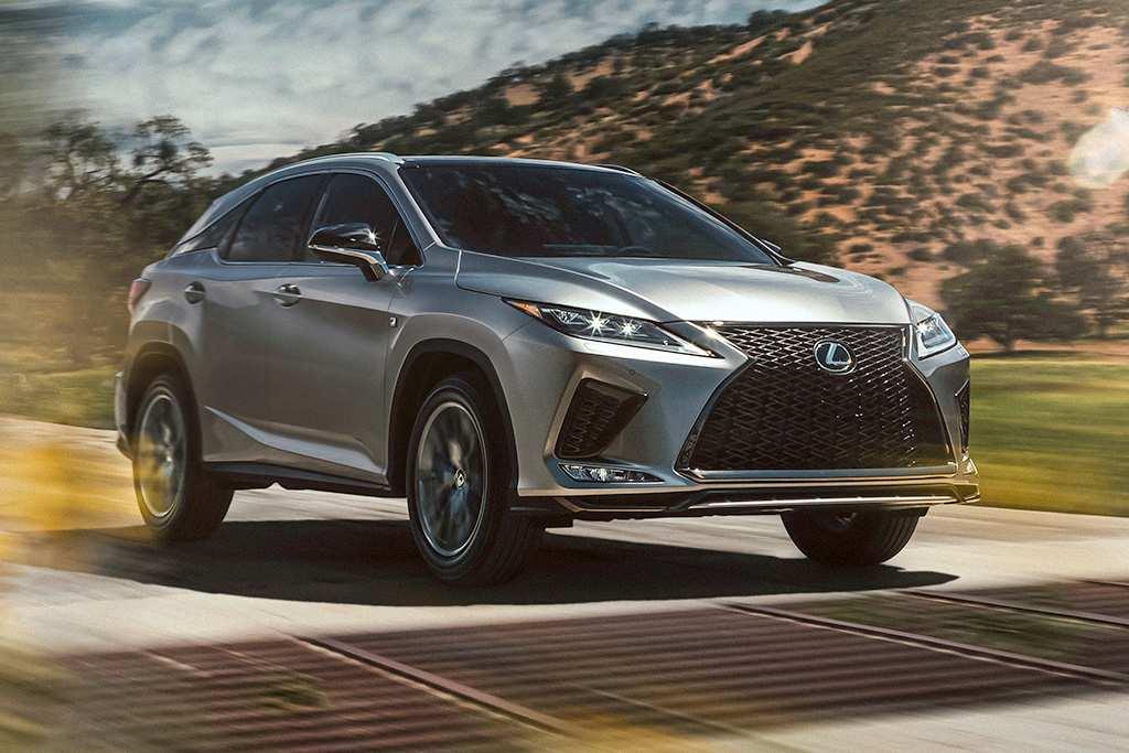 51 Concept of Lexus Rx 2020 New Review for Lexus Rx 2020