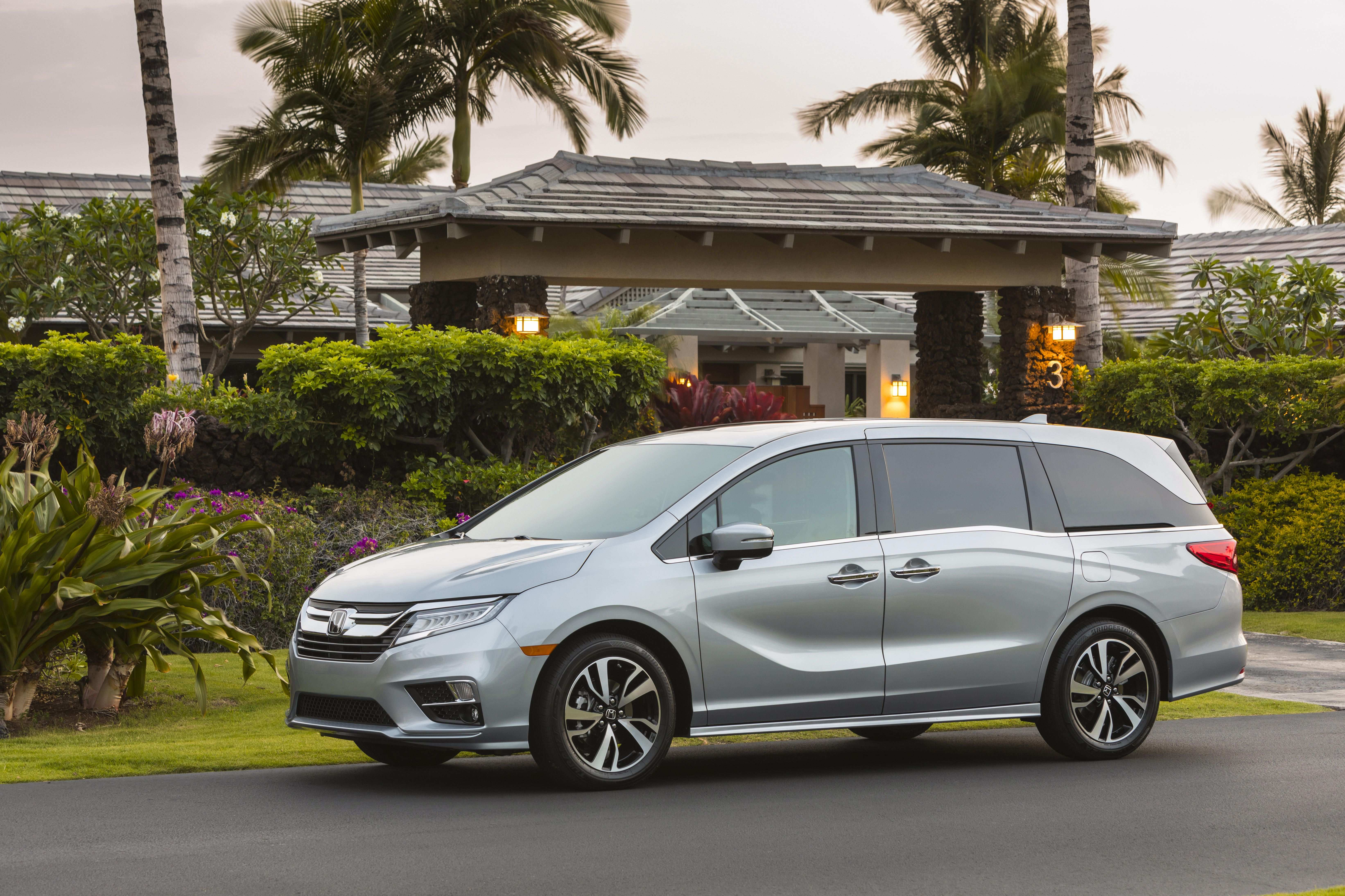51 Gallery of 2020 Honda Odyssey Release Date Prices by 2020 Honda Odyssey Release Date