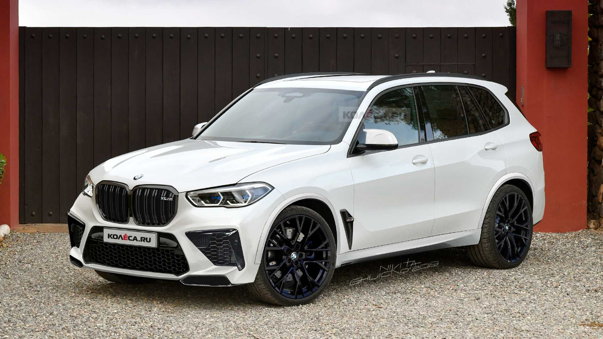 51 Gallery of Bmw X5M 2020 New Concept with Bmw X5M 2020
