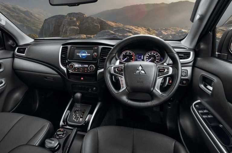 51 Great L200 Mitsubishi 2020 Interior Concept for L200 Mitsubishi 2020 Interior