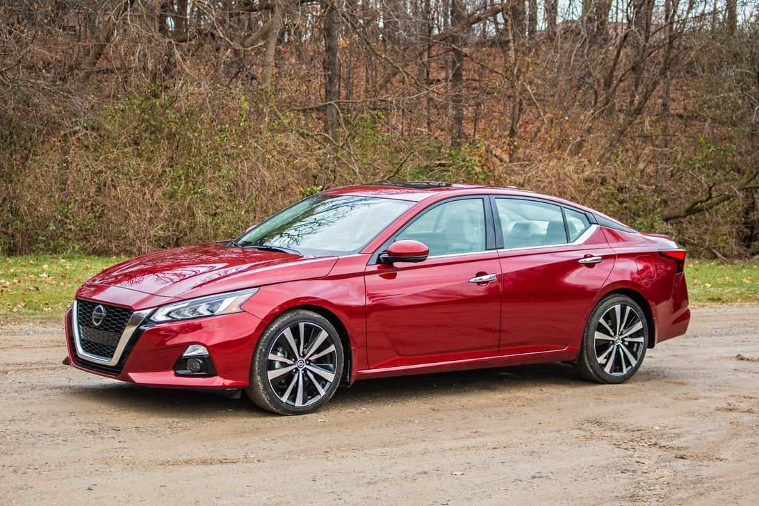 51 Great Nissan Altima 2020 Price Price and Review for Nissan Altima 2020 Price