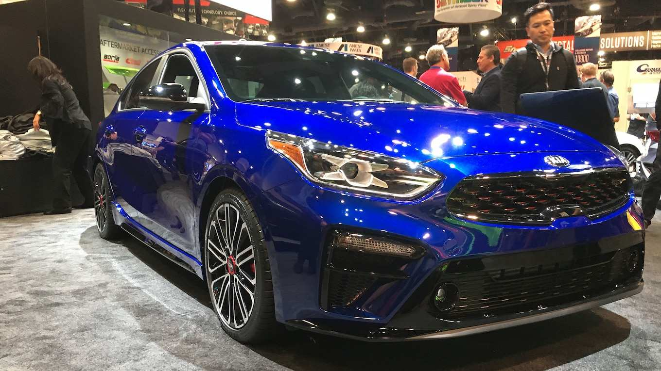 52 All New 2020 Kia Forte Gt Style by 2020 Kia Forte Gt