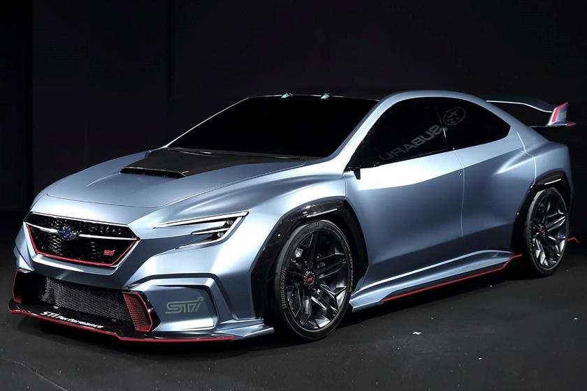52 All New Subaru Sti 2020 Rumors Model for Subaru Sti 2020 Rumors