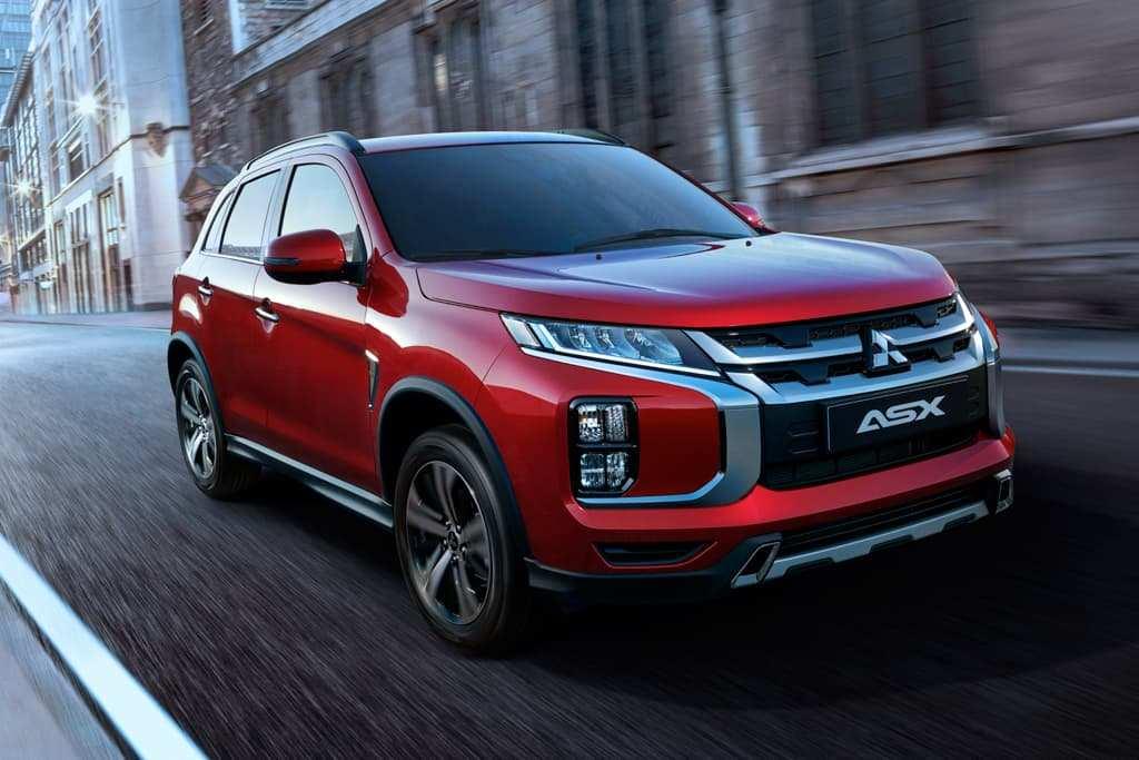 52 All New Uusi Mitsubishi Asx 2020 New Concept by Uusi Mitsubishi Asx 2020