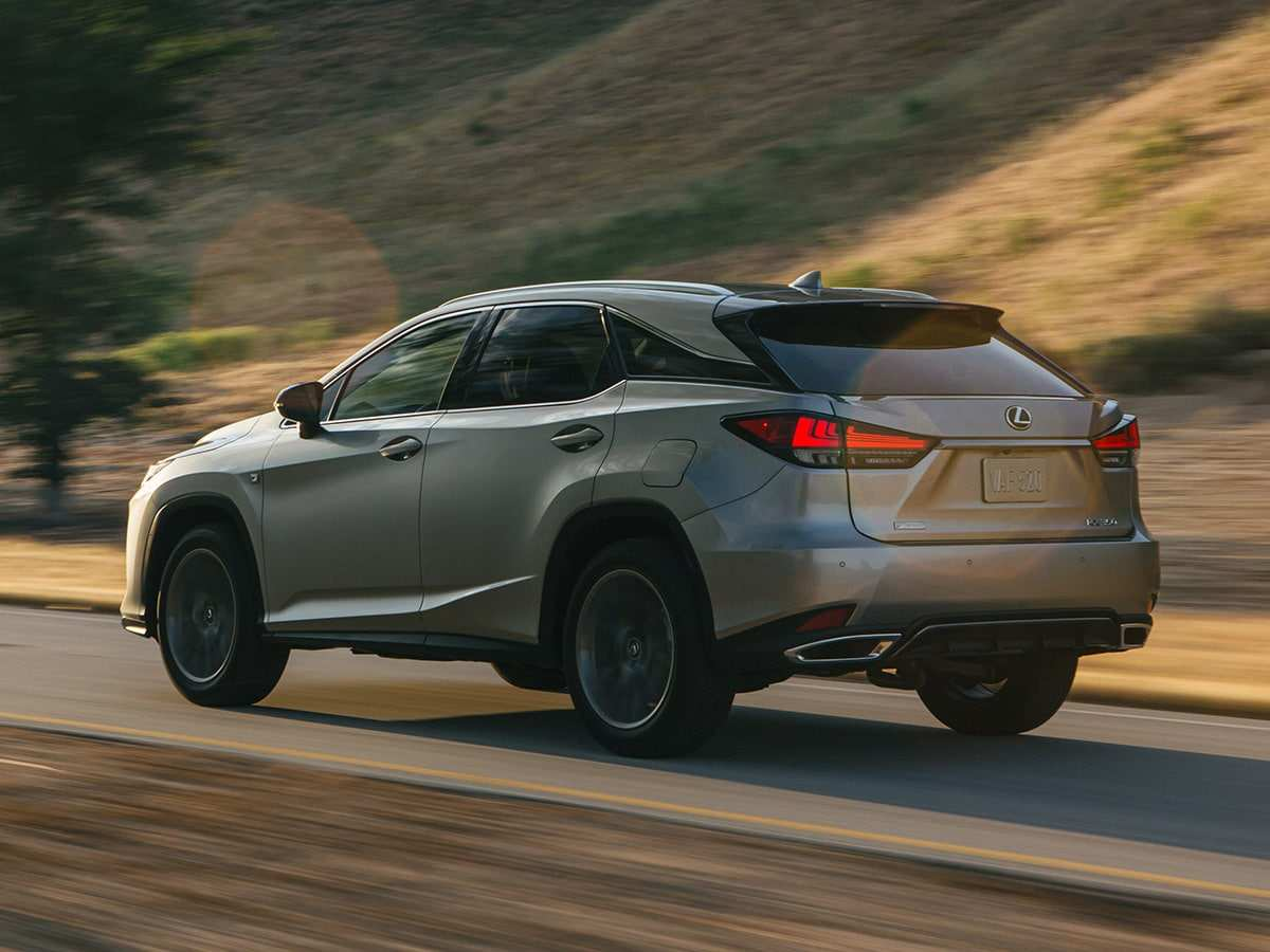 52 All New When Will 2020 Lexus Suv Come Out Style by When Will 2020 Lexus Suv Come Out