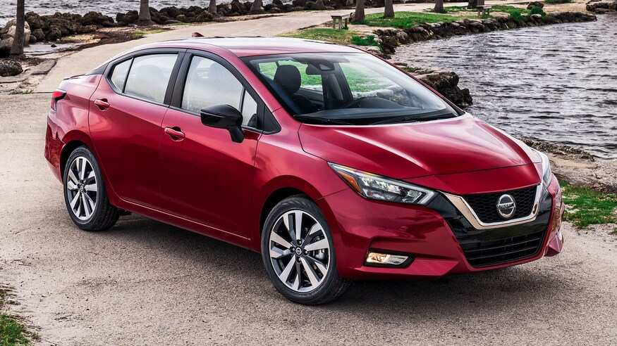 52 Best Review Nissan Versa 2020 Price Exterior and Interior by Nissan Versa 2020 Price