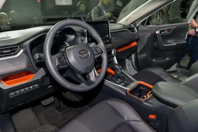 52 Best Review Toyota Rav4 2020 Interior Review for Toyota Rav4 2020 Interior