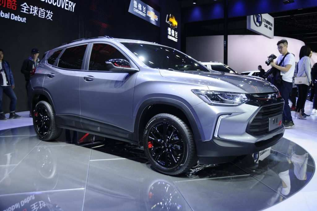 52 Gallery of Chevrolet Tracker 2020 Review by Chevrolet Tracker 2020