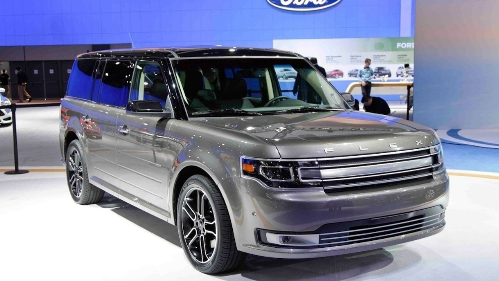 52 Gallery of Ford Flex 2020 Price by Ford Flex 2020
