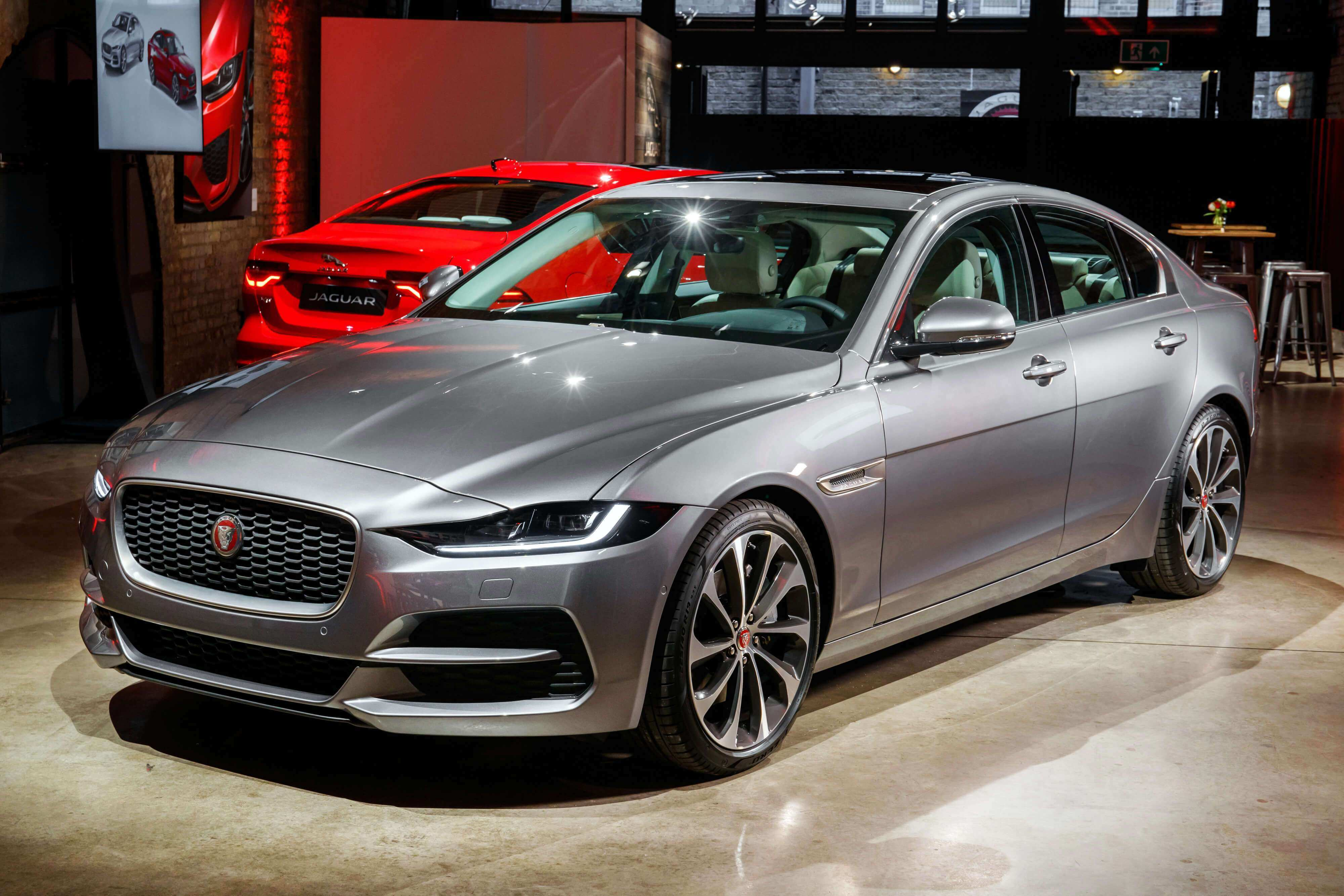 52 Gallery of New Jaguar Xf 2020 Spesification with New Jaguar Xf 2020