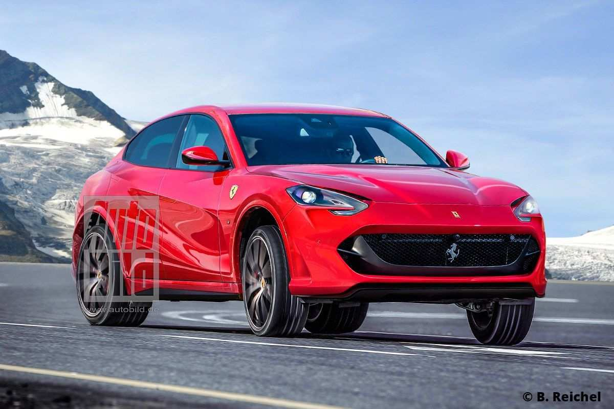 52 Great Ferrari B 2020 Price and Review with Ferrari B 2020