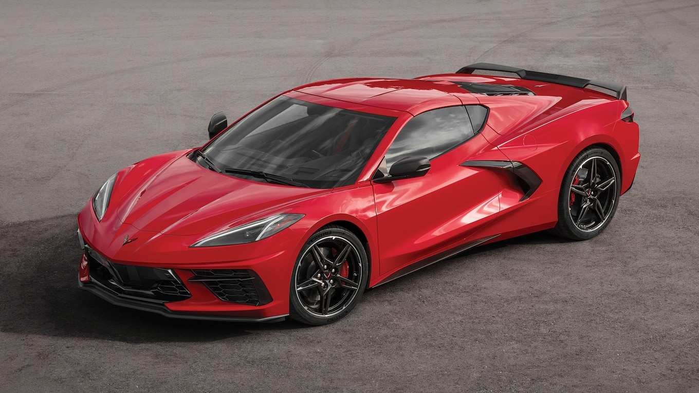 52 New 2020 Chevrolet Corvette Zr1 Speed Test for 2020 Chevrolet Corvette Zr1