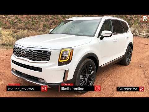 52 The 2020 Kia Telluride Youtube Wallpaper by 2020 Kia Telluride Youtube