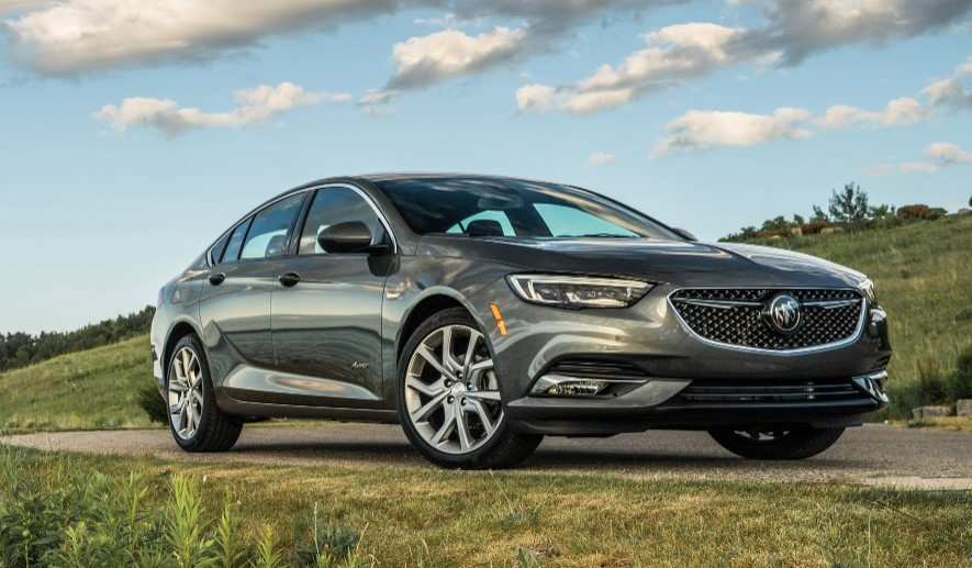 53 All New 2020 Buick Regal Sportback Release Date for 2020 Buick Regal Sportback