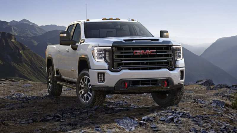 53 All New 2020 Gmc 2500 Release Date Redesign by 2020 Gmc 2500 Release Date