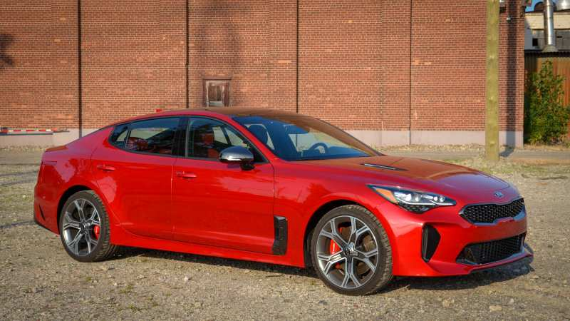 53 All New 2020 Kia Stinger Gt Photos for 2020 Kia Stinger Gt