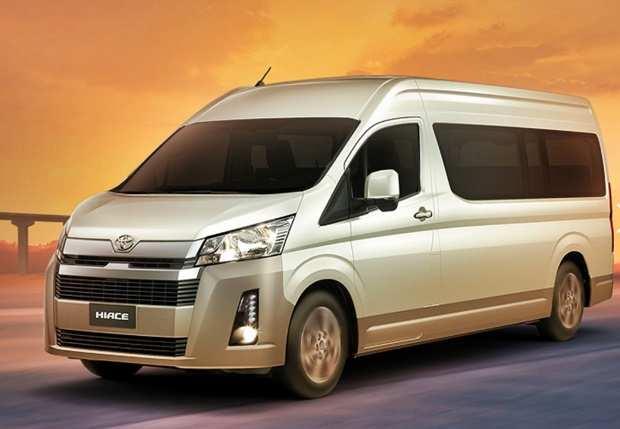 53 All New Toyota Van 2020 Spy Shoot for Toyota Van 2020