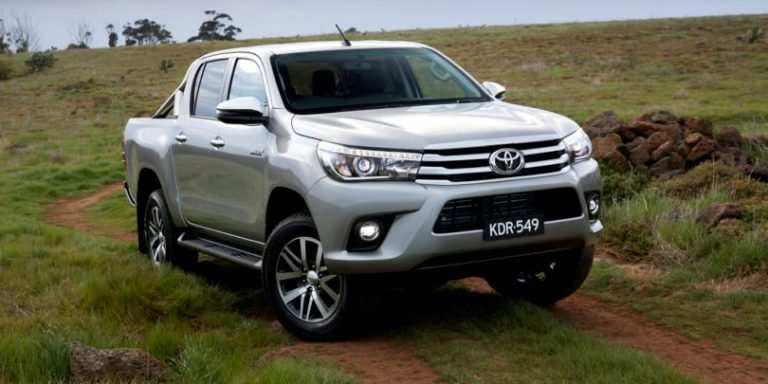 53 Best Review 2019 Toyota Hilux Concept by 2019 Toyota Hilux