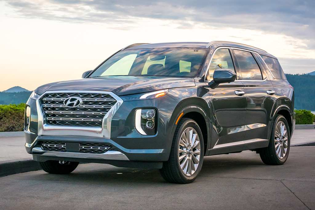 53 Best Review 2020 Hyundai Palisade Review Exterior and Interior with 2020 Hyundai Palisade Review
