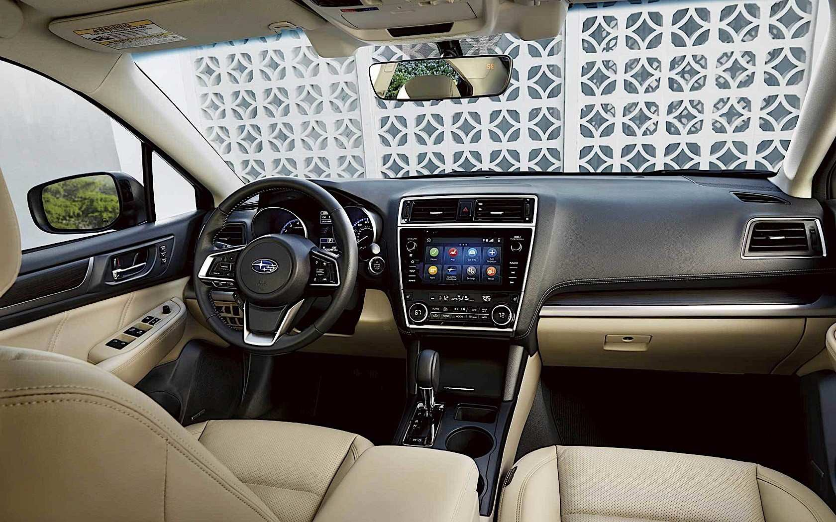 53 Best Review Subaru Legacy 2020 Interior Overview for Subaru Legacy 2020 Interior