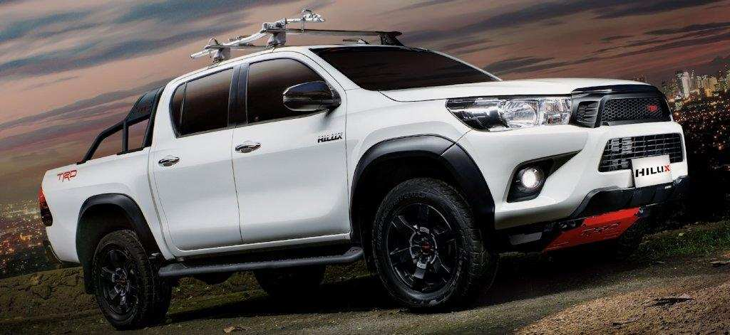 53 Best Review Toyota Hilux 2020 Usa History with Toyota Hilux 2020 Usa