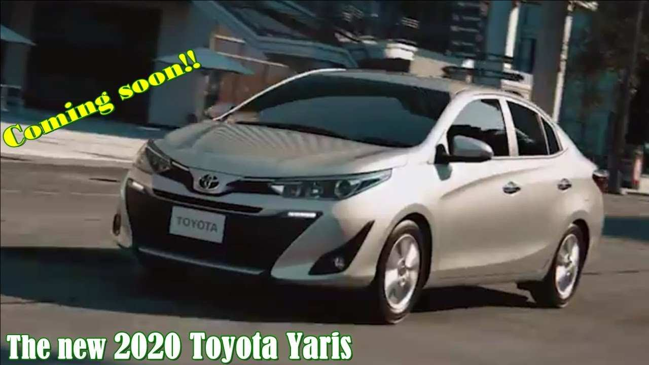 53 Best Review Toyota Yaris 2020 Concept Specs and Review for Toyota Yaris 2020 Concept