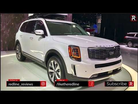 53 Concept of 2020 Kia Telluride Youtube Exterior for 2020 Kia Telluride Youtube