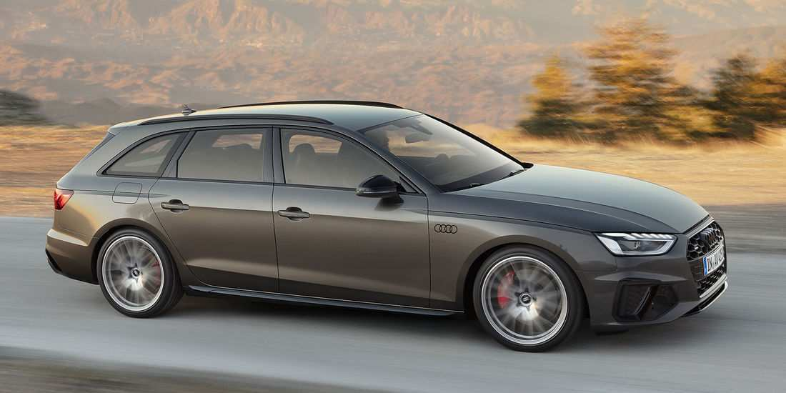 53 Concept of Audi A4 Kombi 2020 Style for Audi A4 Kombi 2020